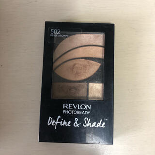 REVLON - アイシャドウ レブロン beige brown 602