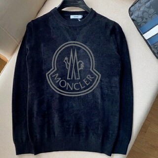 MONCLER - セーター、ビロードMoncler