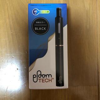 プルームテック(PloomTECH)のploom tech+ スターターキット(新品/未使用/未開封)(タバコグッズ)