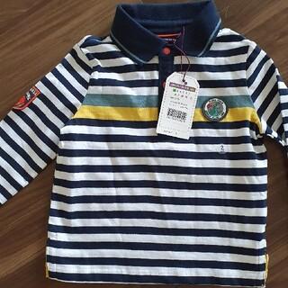 PETIT BATEAU - 新品タグ付き フランスブランド ポロシャツ