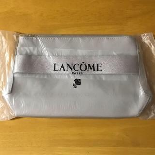 LANCOME - 再値下げ☆ ランコム ☆新品未開封☆ クラッチバッグ ポーチ グレー