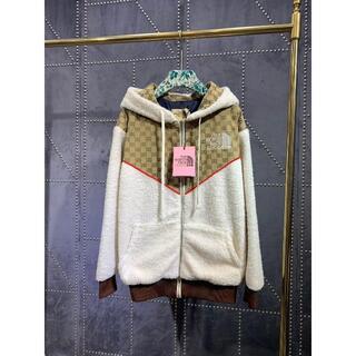 Gucci - 限定コラボ【 GUCCI×THE NORTH FACE 】フリースジャケット