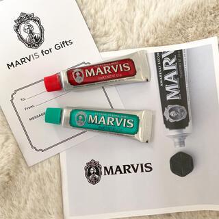 マービス(MARVIS)のマービス 歯磨き粉 新品(歯磨き粉)