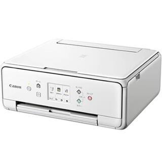 Canon - キヤノン インクジェット プリンタ TS6330 ホワイト