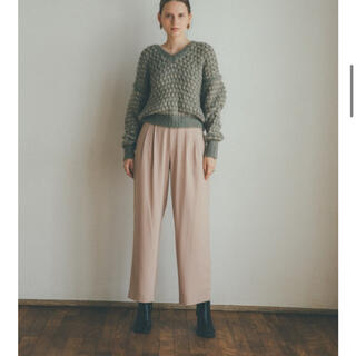 STUDIOUS - CLANE BASIC TUCK PANTS