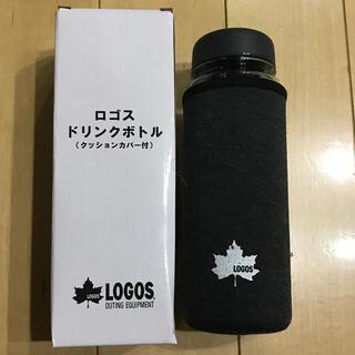ロゴス(LOGOS)のロゴス ドリンクボトル(クッションカバー付き)(容器)