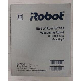 ルンバ960 iRobot Roomba 960(掃除機)