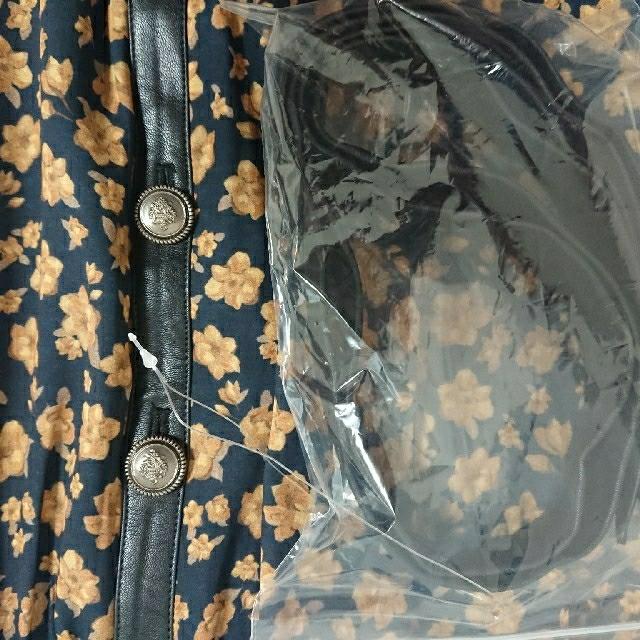 Ameri VINTAGE(アメリヴィンテージ)のアメリヴィンテージ 花柄 ワンピース S レディースのワンピース(ロングワンピース/マキシワンピース)の商品写真