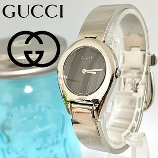 Gucci - 196 グッチ時計 レディース腕時計 新品電池 ハングル調節タイプ 6700L