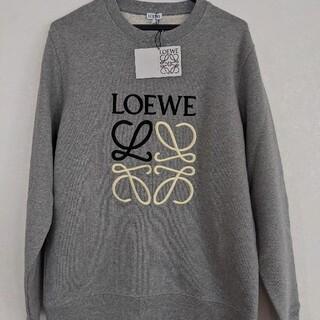 LOEWE - 【新品正規品】LOEWE アナグラム エンブロイダリー スウェットシャツ