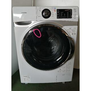 どっこいおむすび専用アイリスオーヤマ ドラム式洗濯機 7.5kg2019年(洗濯機)