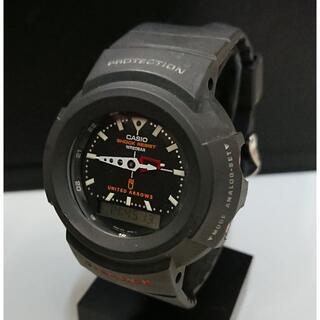 G-SHOCK - 8223 G-SHOCK UNITED ARROWS AW-500 ブラック