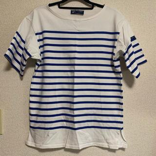 SAINT JAMES - セントジェームス メンズ Tシャツ