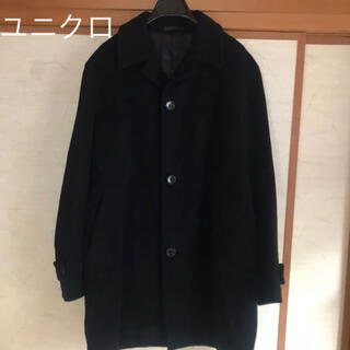 UNIQLO - お値下げ2580→1999 ステンカラーコート