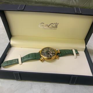 ガガミラノ(GaGa MILANO)のガガミラノ マヌアーレ48(腕時計(アナログ))