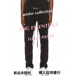 エッセンシャルデザイン(ESSENTIAL DESIGNS)の新品未開封 fog essentials fleece pants パンツ(その他)