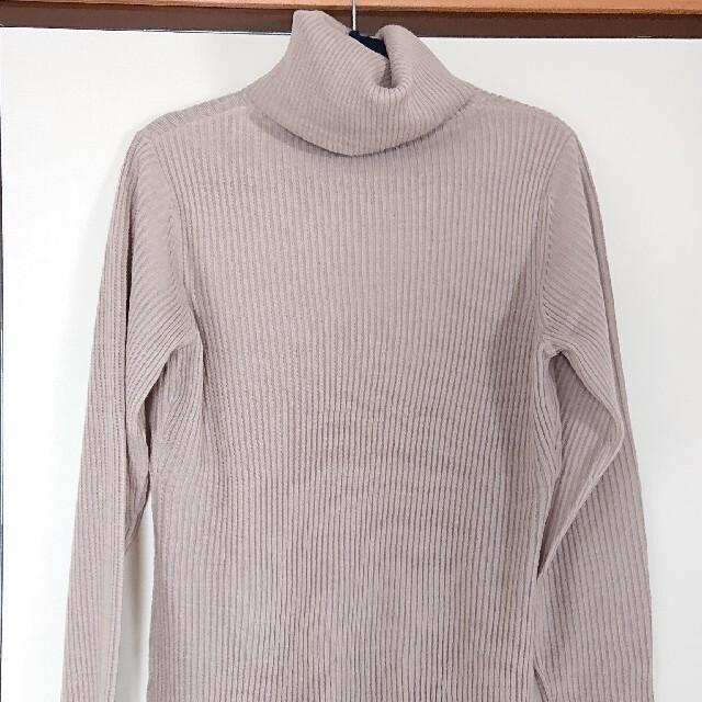 タートルネック ニット  トップス レディースのトップス(ニット/セーター)の商品写真