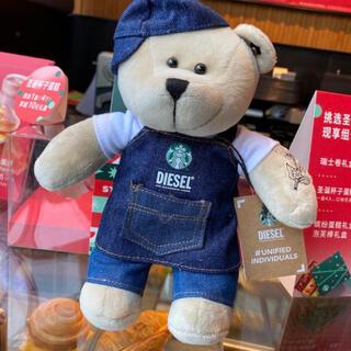 Starbucks Coffee - 海外 スターバックス DIESELコラボ ベアリスタ