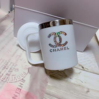 ⠉̮⃝:CHANEL:ステンレスマグカップ