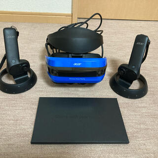 エイサー(Acer)のAH101 VR windows mix reality(PC周辺機器)