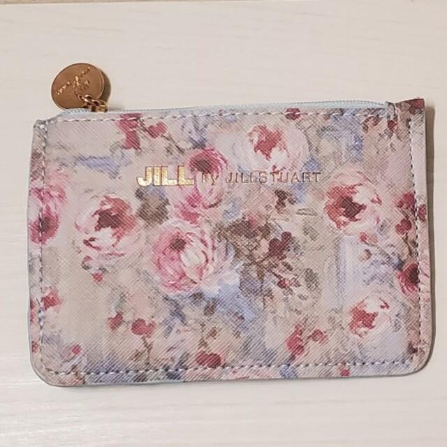 JILL by JILLSTUART(ジルバイジルスチュアート)のMORE 付録 お財布 ウォレット レディースのファッション小物(財布)の商品写真