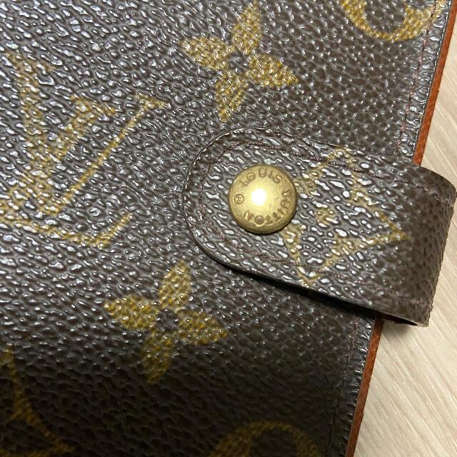 LOUIS VUITTON(ルイヴィトン)のルイヴィトン 手帳カバー メンズのファッション小物(手帳)の商品写真