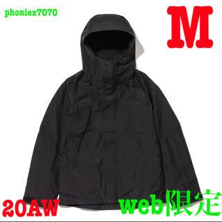 THE NORTH FACE - web限定 ノースフェイス マウンテンジャケット【M】NP12032R ブラック