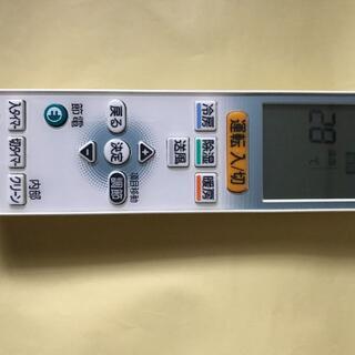 三菱 - MITSUBISHI 三菱 エアコンリモコン VS121