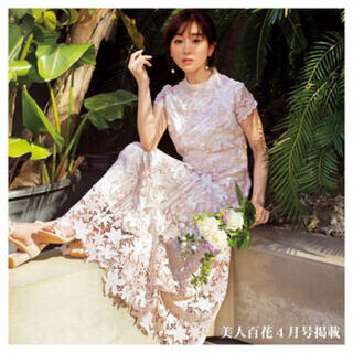 Noela - 【中古】田中みな実着用 noela 10th anniversary dress