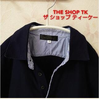 ティーケー(TK)のTHE SHOP TK(ザ ショップ ティーケー)ポロシャツ メンズ(ポロシャツ)