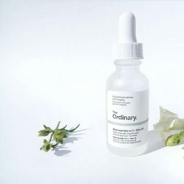 【新品未使用】The Ordinary ナイアシンアミド10%+亜鉛1% コスメ/美容のスキンケア/基礎化粧品(美容液)の商品写真