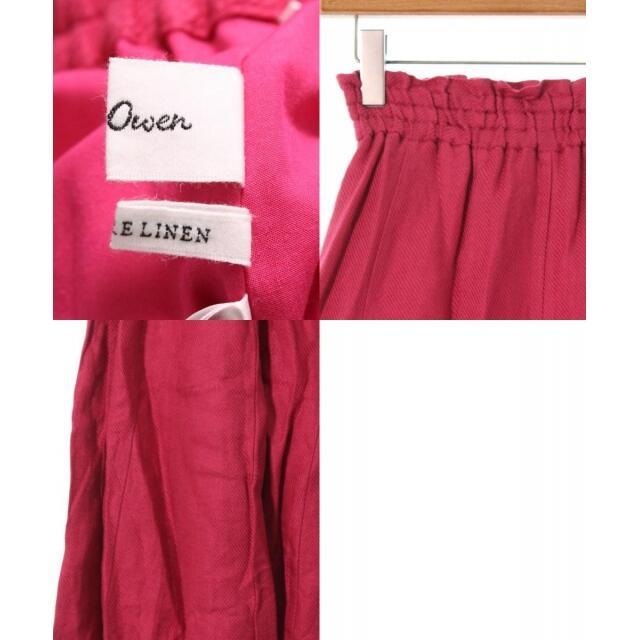 Mila Owen(ミラオーウェン)のMila Owen ロング・マキシ丈スカート レディース レディースのスカート(ロングスカート)の商品写真