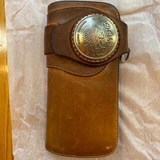 レッドムーン(REDMOON)のレッドムーン、パイロットリバーの長財布(長財布)