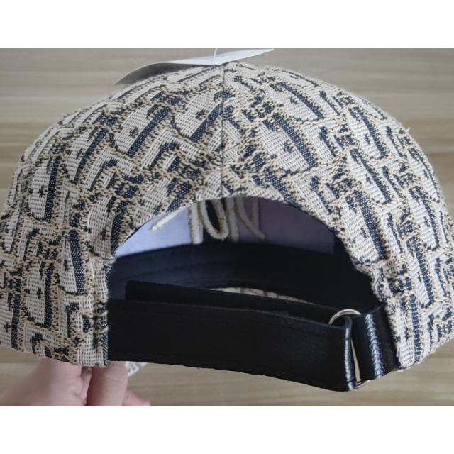 [2枚10000円送料込み]☆ディオール Diorキャップ帽子ロゴ男女兼用229 メンズの帽子(キャップ)の商品写真