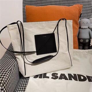 Jil Sander - 【JIL SANDER】ジルサンダー ショルダーバッグ トートバッグ