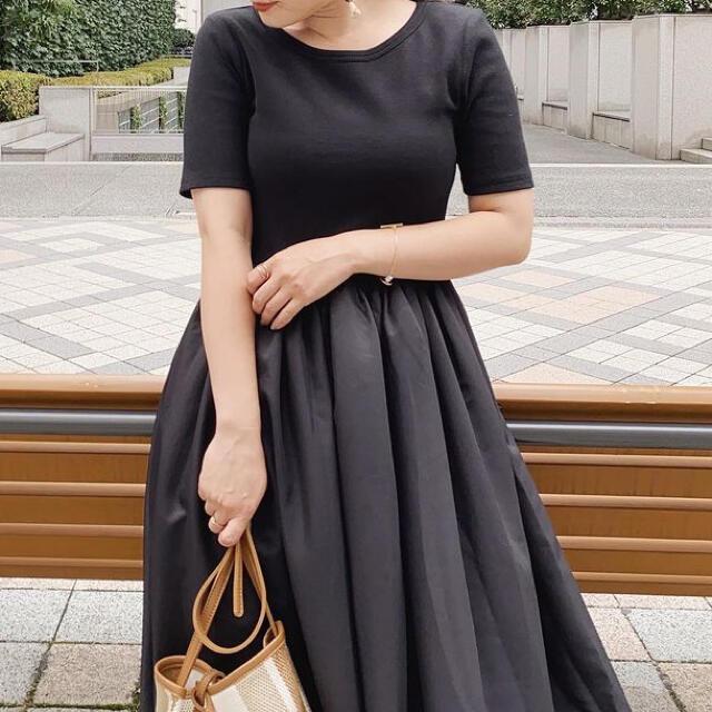 神戸レタス(コウベレタス)の神戸レタス ワンピース レディースのワンピース(ひざ丈ワンピース)の商品写真