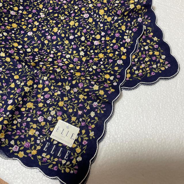 ELLE(エル)の⭐️新品⭐️ELLE ハンカチ レディースのファッション小物(ハンカチ)の商品写真