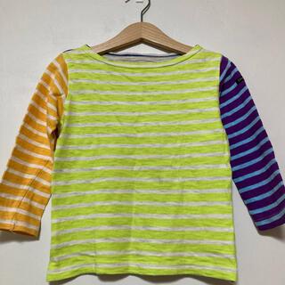デニムダンガリー(DENIM DUNGAREE)のデニムアンドダンガリー サイズ110 長袖カットソー(Tシャツ/カットソー)