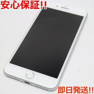 アイフォーン(iPhone)の美品 SIMフリー iPhone7 PLUS 32GB シルバー (スマートフォン本体)