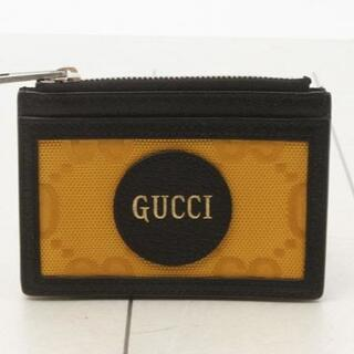 Gucci - 【美品】GUCCI グッチ OFF THE GRID カードケース 正規品