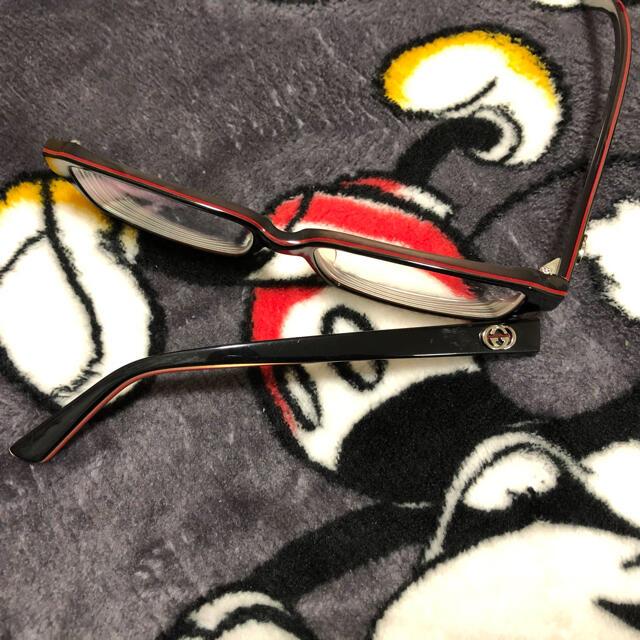 Gucci(グッチ)のGUCCI  眼鏡  レディースのファッション小物(サングラス/メガネ)の商品写真