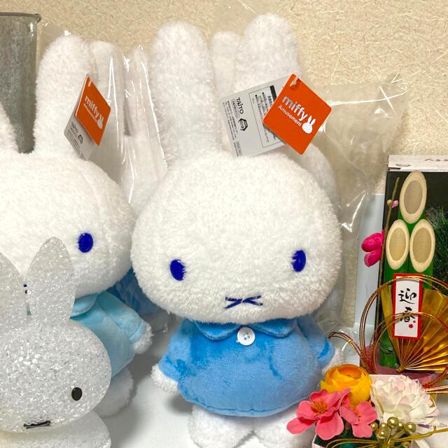 TAITO(タイトー)のmiffy2020winter エンタメ/ホビーのおもちゃ/ぬいぐるみ(ぬいぐるみ)の商品写真
