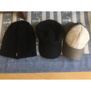 ビームス(BEAMS)の帽子3点セット ニット帽はビームス!(ニット帽/ビーニー)