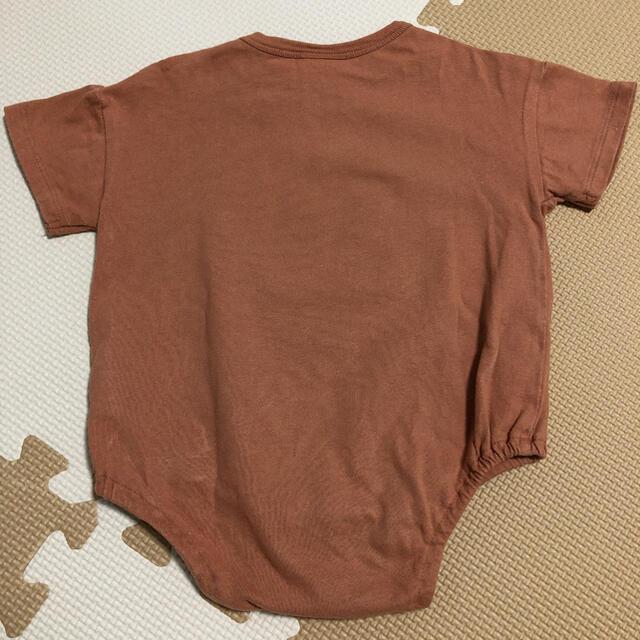futafuta(フタフタ)のロンパース 70 くま futafuta  キッズ/ベビー/マタニティのベビー服(~85cm)(ロンパース)の商品写真