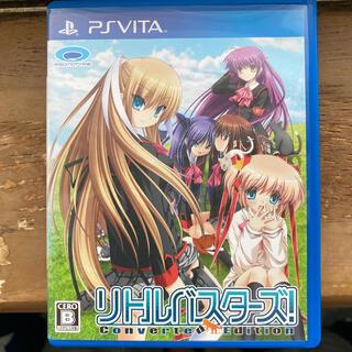PlayStation Vita - リトルバスターズ! Converted Edition Vita