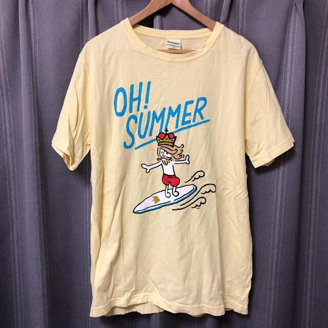 LAUNDRY(ランドリー)のraundry Tシャツ メンズのトップス(Tシャツ/カットソー(七分/長袖))の商品写真