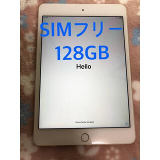 Apple - iPad mini 4 SIMフリー 128GB