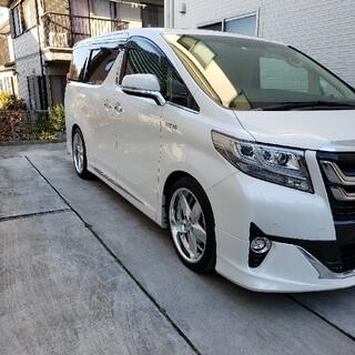 トヨタ - アルファード ハイブリッドG 8000キロ