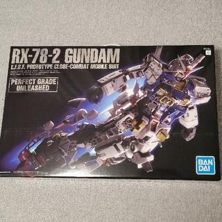 BANDAI -  RX-78-2 GUNDAM PG UNLEASHED