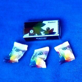 【3粒入りパッケージ】お試し☆ハマーキャンディー